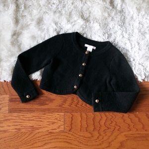 Janie & Jack Cropped Sweater 4T